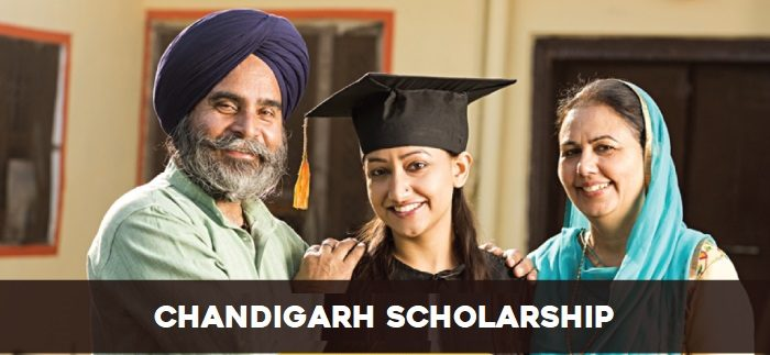 Chandigarh Scholarship