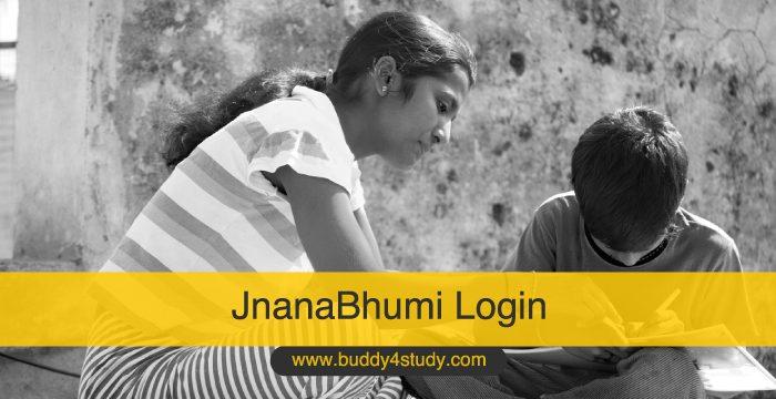 JnanaBhumi Login