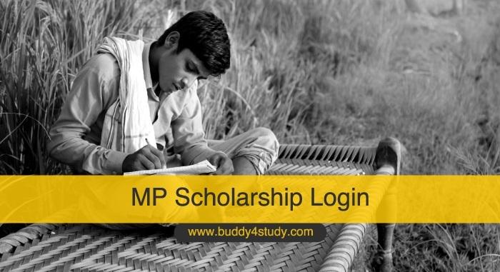 MP Scholarship Login