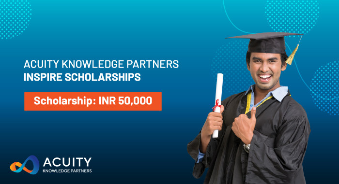 Acuity Knowledge Partners – Inspire Scholarship