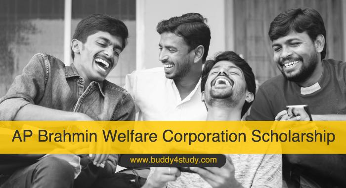 AP Brahmin Welfare Corporation Scholarship