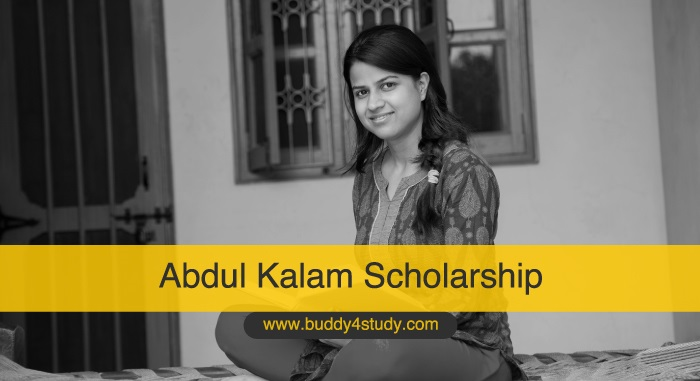 Abdul Kalam Scholarship