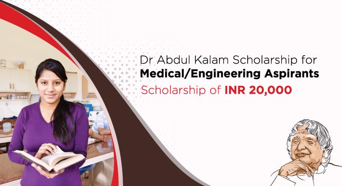 Dr Abdul Kalam Scholarship