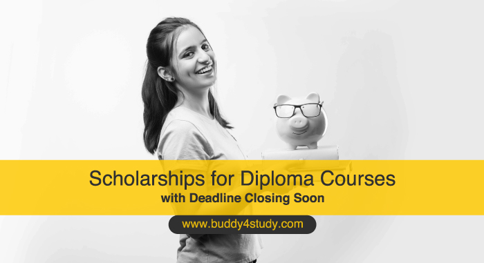 Scholarships for Diploma Courses