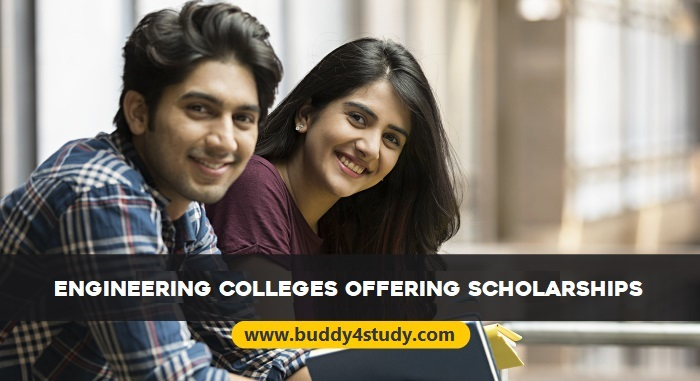 Engineering Colleges offering Scholarships