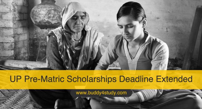 UP Pre-Matric Scholarships Deadline Extended