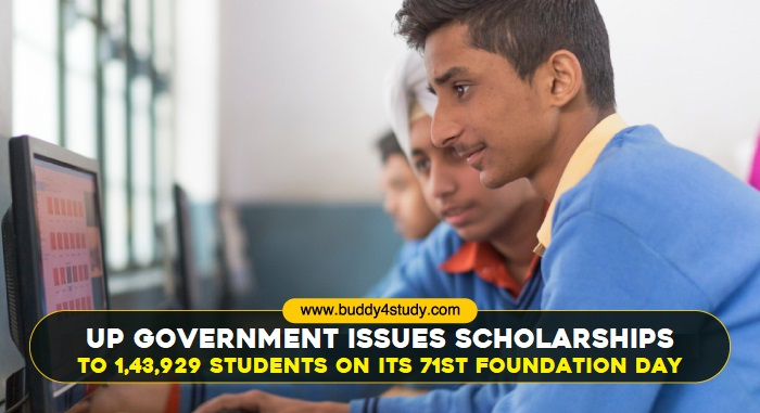 UP Government Issues Scholarships