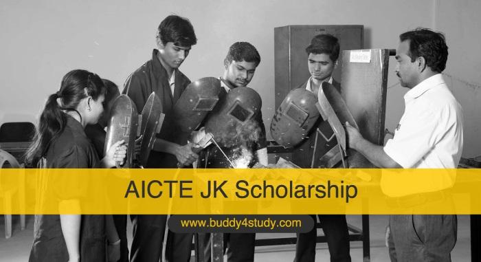 AICTE JK Scholarship