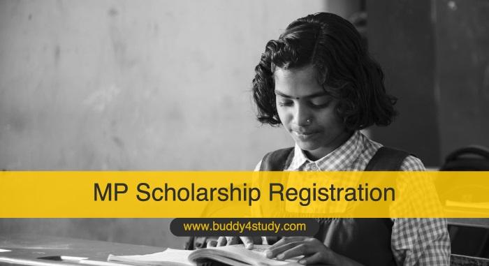 MP Scholarship Registration