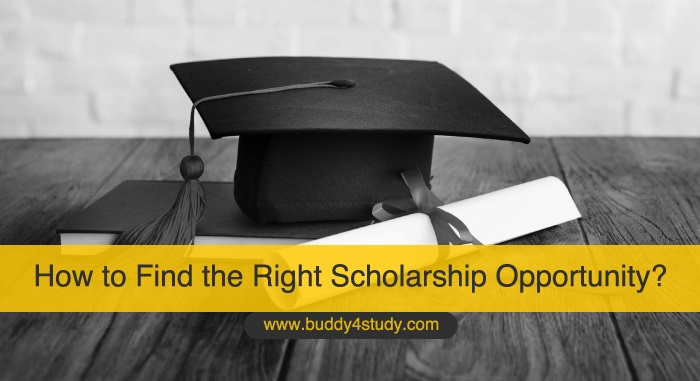 How to Find the Right Scholarship Opportunity 2021